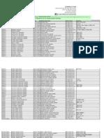Tarjetas en El Plan Al 6-12-2012