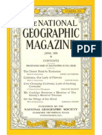National Geographic 1929-06