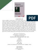 Bilginin Arkeolojisi- Foucault