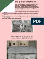 Escultura Paleocristiana
