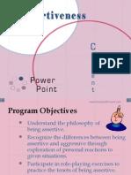 Assertiveness Power Point