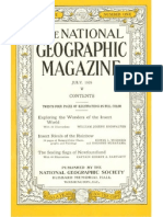 National Geographic 1929-07