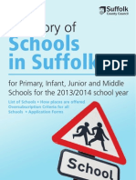 Schools Directory Primary 1314