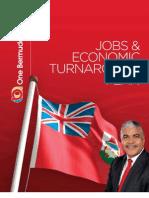 OBA Jobs and Economic Turnaround Plan