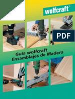 Guía wolfcraft Ensamblajes de Madera