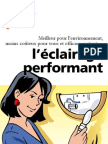 Guide ADEME l Eclairage Performant