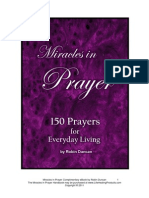 Miracles-in-Prayer