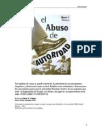 Mario E.fumero-El Abuso de Autoridad