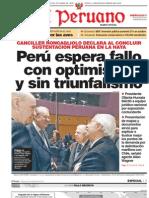 Alegato del abogado del Estado peruano Rodman Bundy ante la Corte de La Haya