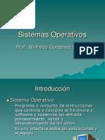 El Sistemas Operativos