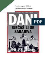 Dani - Sjecas Li Se Sarajeva - 03-04-2008