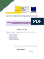 Estudios sobre discriminacion en el  ámbito penitenciario. Extranjeras en las prisiones españolas. 2012