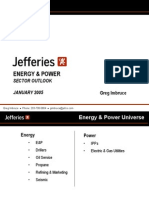 Jefferies-High Yield-Energy & Power Presentation-Jan 2005-Greg Imbruce