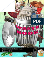 Coburn Waste Book