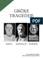 ESHIL — SOFOKLE — EURIPID