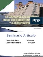 Expo Final seminario- Represas en Colombia