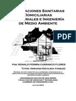 Instalaciones Sanitarias Domiciliarias Industriales e Ingeniería de Medio Ambiente