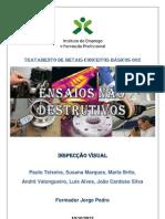 a32f1f5385506 Relatorio END inspecção visual. Relatorio END inspecção visual.  APOSTILA inspeção Desenho Projetos 91 paginas.  APOSTILA inspeção Desenho Projetos 91 paginas