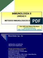 Métodos Inmunológicos Especiales