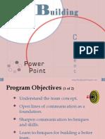 Team Building Power Point