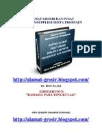 RAHASIA TENGKULAK DAFTAR ALAMAT GROSIR LENGKAP LIST JUDUL OK.pdf