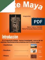 Arte Maya Presentacion