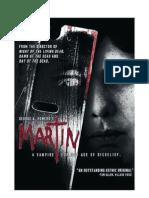 Martin, Desmitificando a Nosferatu