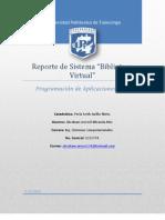 Sistema Biblioteca Virtual