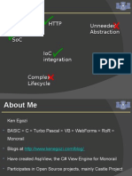 Monorail presentation at Web Developers Community Feb 1 2009