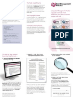 BMP Copyright TradeMarks Brochure