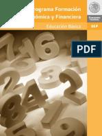 Programa Formación Económica y Financiero