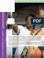 investing in midwives