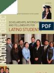 CHCI National Scholarships Internships Fellowships for Latino Students 6th Edition