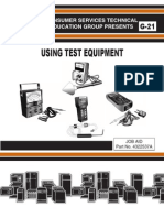 Using Test Equipment