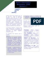 ALSFAL Newsletter 1 Nov-2006 Portugues