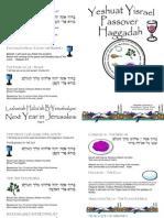 Passover Haggadah Short