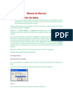 Manual de Recuva