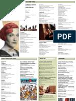 Gobierno de Canarias - Agenda Cultural de Febrero