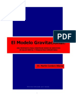 Modelo Gravitacional en Salud Mental