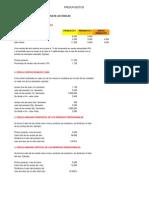 Taller Resuelto de Presupuesto Empresa Industrial v1