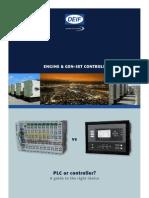 PLC vs Controller