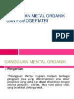 Gangguan Metal Organik
