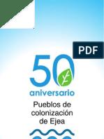 Programacion 50 Aniversario de Los Pueblos de Ejea