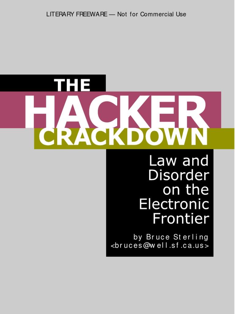 The Hacker Crackdown | Telephone | Telegraphy