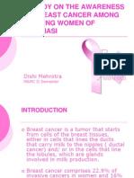 Breast Cancer by Dishi Mehrotra