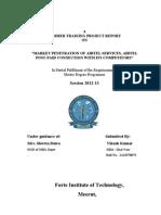 Vikash Project Report