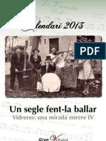 Calendari Musical Vidreres_2013