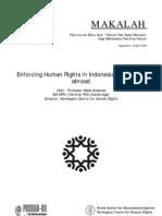 MAKALAH Hukum Hak Asasi Manusia