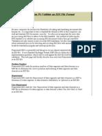 Ed i File Validator