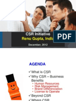 Renu-CSR